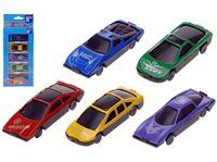 Picture of Auto Metall 5 Stück im Blister 7 x 2,5 m groß, 5 verschiedene Farben