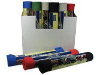 Image de Anti-Rutschmatte 30x150 cm 6 Farben sortiert, 36 im Display