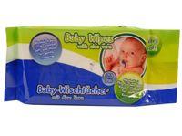 Picture of Baby-Feuchttücher mit Aloe Vera 60er Pack, Verpackung wiederverschließbar