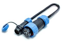 Picture of Adapterkabel Sp21-5pfGf/Sp13-5pmGm 0,25m