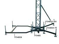 Resim Base New Style f F34/F44 m Rollen Stahl