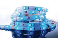 Bild von LED Stripe blau 5m 12V IP33 150 LEDs