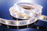 Resim LED Stripe CW+WW 3m 12V IP67 180 LEDs