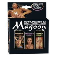 Εικόνα της 3er Set Massage-Öle 50 ml