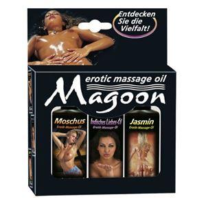 Picture of 3er Set Massage-Öle 50 ml