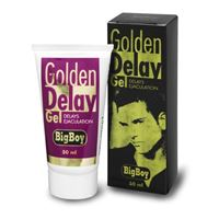 Picture of Big Boy Golden Delay Gel