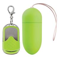Resim 10 Speed Remote Egg Green