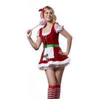 Picture of 2-er Weihnachten Kleid - Top Christmas