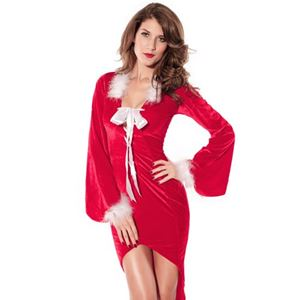 Picture of 1PC Vampire Christmas Outfit