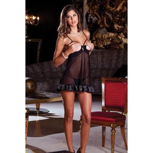 Picture of 2PC Bowtie babydoll set