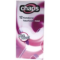 Picture of Chaps 12 Kondome in Pink