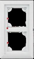 Resim 2er Rahmen, weiß