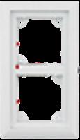 Изображение 2er Rahmen, dunkelgrau