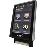 Immagine di Bury AD9060, Bluetooth-Adapter mit DialogPlus-Sprachsteuerung und Touchscreen für die Bury System 8 Serie