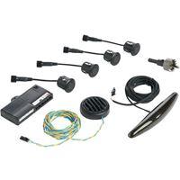 Resim Digitale Einparkhilfe WAECO Magic Watch MWE 860, für Pkw hinten, 4 Einbausensoren, LED-Display