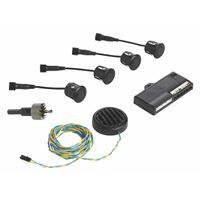 Immagine di Digitale Einparkhilfe WAECO Magic Watch MWE 890, für Pkw vorne, 4 Einbausensoren, LED-Display