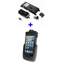 Εικόνα της Bury CarTalk (Komplettset), Freisprechanlage für  Apple iPhone 5 / iPhone 5S BT