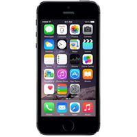 Resim Apple Iphone 5S - Spacegrau - 16GB - (Bluetooth, 8MP Kamera, WLAN, GPS, 10,16 cm (4 Zoll) Touchscreen) - Smartphone