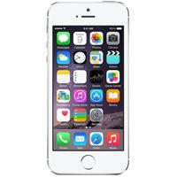 Resim Apple Iphone 5S - Silver - 16GB - (Bluetooth, 8MP Kamera, WLAN, GPS, 10,16 cm (4 Zoll) Touchscreen) - Smartphone