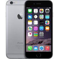 Resim Apple Iphone 6 - Spacegrau - 16GB - (Bluetooth, 8MP Kamera, WLAN, GPS, 11,94 cm (4,7 Zoll) Touchscreen) - Smartphone