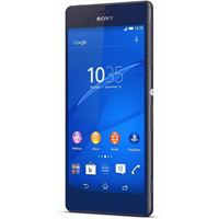 Picture of Sony Xperia Z3 D6603 - Farbe: black - (Bluetooth, 21MP Kamera, WLAN, GPS, 2,5 GHz Quadcore-CPU, Android 4.4.4 (KitKat), 13,21cm (5,2 Zoll) Touchscreen) - Smartphone