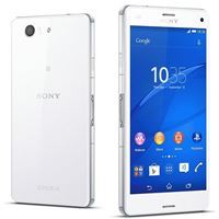 Picture of Sony Xperia Z3 Compact D5803 - Farbe: white - (Bluetooth, 21MP Kamera, WLAN, GPS, 2,5 GHz Quadcore-CPU, Android 4.4.4 (KitKat), 11,68cm (4,6 Zoll) Touchscreen) - Smartphone