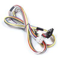 Picture of Adapter für die neue 16-polige Version auf die alte (2G - 6pol Molex) Version / Erlaubt die weitere Verwendung von alten Freisprech-Adaptern der 2. Generation mit 6pol-Stecker mit den neuen Kabeln
