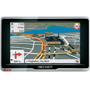 Picture of Becker Active 5 LMU PLUS - 12,7 cm (5 Zoll)