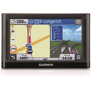 Picture of Garmin nüvi 55LMT CE (Zentraleuropa 22 Länder) - Navigationsgerät mit 12,7cm (5 Zoll) Display