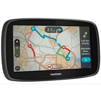 Obrazek TomTom Go 50 Europe LMT - Portables Navi-System 12,7 cm (5 Zoll) Touchscreen Display