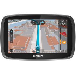 Picture of TomTom Go 500 Speak & Go Europe - Portables Navi-System 12,7cm (5 Zoll) Touchscreen Display