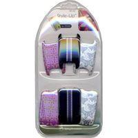 Resim 3er SET -PARTY- für Sony/Ericsson Z600 - IST-22 (3x Unter-, 3x Oberteil) - DPY901422