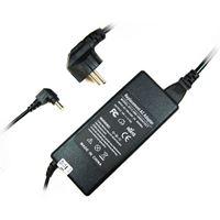 Resim 110-240V AC -Ladegerät / Netzteil kompatibel zu Acer 19V 3,42A (65W), Ladestecker: 5,5 x 1,7mm