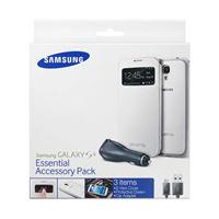 Picture of ET-VI950BBE, Starter-Set WHITE für  Samsung i9500 Galaxy S4 / i9505 Galaxy S4 / i9506 Galaxy S4 LTE+ / i9515 Galaxy S4 Value Edition, ET-VI950BBE