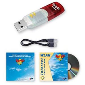 Picture of AVM FRITZ!WLAN USB Stick mit AVM Stick&Surf 2