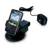 Resim ASY-12733-004 - Power Station + zusätzliches Akkuladegerät für  Blackberry 8800 / 8820 / 8830