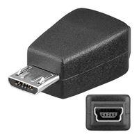Picture of Adapter von Mini-USB (Buchse) auf Micro-USB (Stecker)