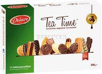 Resim Delacre Tea Time 500gr.