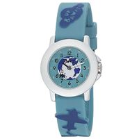 Afbeelding van Esprit ES103454006 Up & Away Blue Kinderuhr