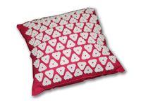 Resim Shanti Akupressur Kissen / Nail Pillow (34 x 34 x 11 cm, Pink)