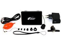 Resim Fischfinder Kamera mit LCD (FFV90, Schwarz)