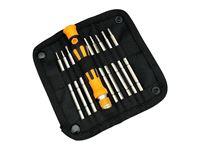 Picture of Jakemy JM-8124 Torx Set (9 Teile mit 2-Wege Bits)