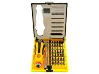 Resim Jakemy JM-6091 37in1 Bit Set Professionelles Hardware Werkzeug