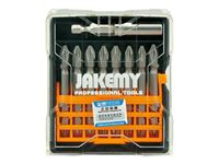 Picture of Jakemy JM-TP021 9-tgl. Kreuz Bit Satz 65mm PH2