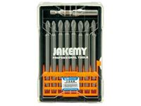 Picture of Jakemy JM-TP025 9-tgl. Kreuz Bit Satz 100 mm PH2