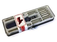 Resim BangTools BT-001 16 Teiliges Werkzeug Torx Set