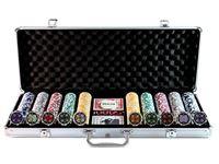 Bild von 500 Poker Chips mit Alukoffer (11,5 Gramm, Chips LASER)