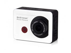 Picture of Easypix Action Camcorder GoXtreme Power Control FULL HD Weiss