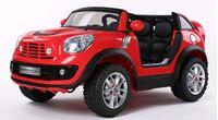 """Resim Kinderfahrzeug - Elektro Auto """"Mini Beachcomber"""" - lizenziert - 12V10AH Akku,2 Motoren- Ferngesteuert, MP3"""