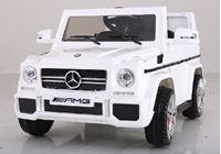 """Resim Kinderfahrzeug - Elektro Auto """"Mercedes G65 AMG"""" - lizenziert - 12V, 2 Motoren- 2,4Ghz Fernsteuerung, MP3"""